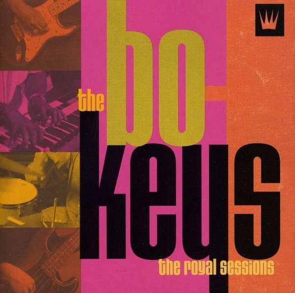 Royal Sessions - Bo-Keys - Musik - BGP - 0029667516129 - April 26, 2004