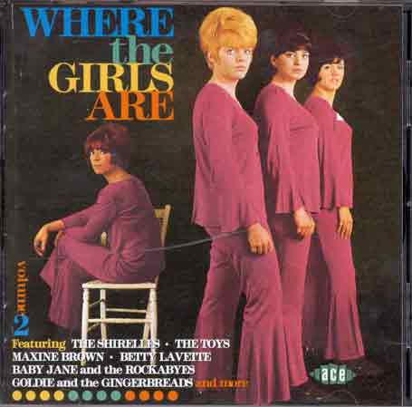 Where The Girls Are V.2 - V/A - Musik - ACE - 0029667871129 - June 28, 1999