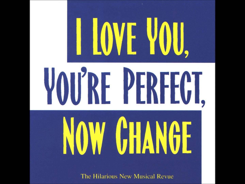 I Love You, You`re Perfect, Now Change (Original Cast Recording) - Joe Dipietro & Jimmy Roberts - Musik - VARESE SARABANDE - 0030206577129 - November 26, 1996
