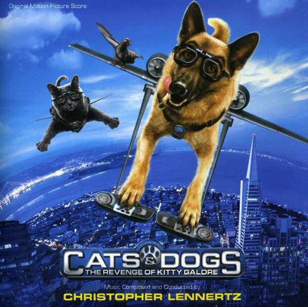 Cats & Dogs: Revenge of Kitty Galore - So - Musik -  - 0030206704129 -