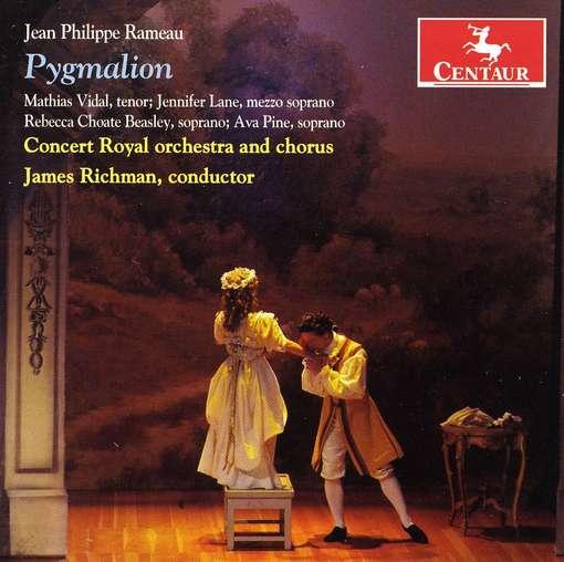 Pygmalion - J.P. Rameau - Musik - CENTAUR - 0044747301129 - March 21, 2012