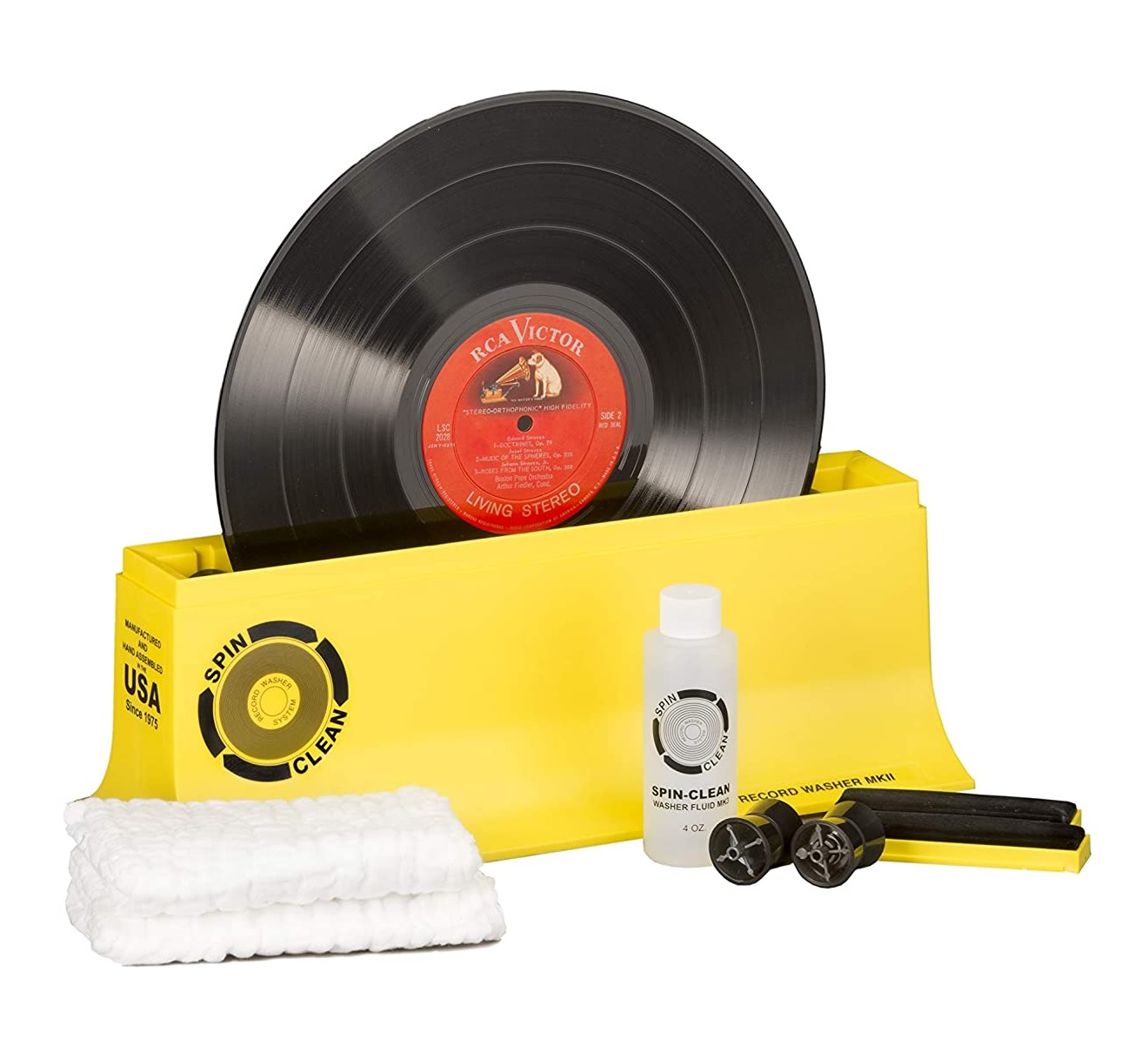 Spin-Clean Record Washer MKII Complete Kit - Spin-Clean - Musik - Spin-Clean - 0857720005132 - 18. mars 2019