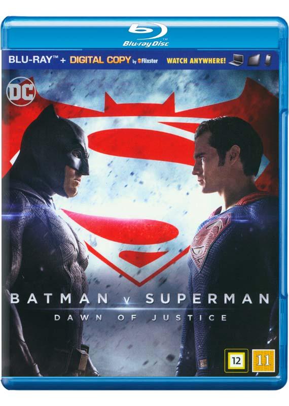 Batman V Superman: Dawn of Justice - Ben Affleck / Henry Cavill / Amy Adams / Jesse Eisenberg / Diane Lane - Film -  - 5051895401132 - August 8, 2016