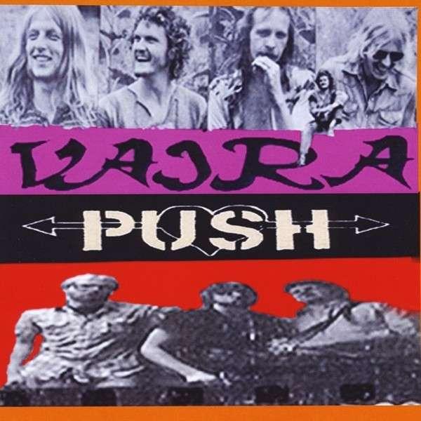 Vajra / Push - Michael Oosten - Musik - Way Gone Music - 0029882561133 - March 21, 2013