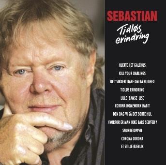 Tidløs Erindring [Signeret] - Sebastian - Musik -  - 7332181109139 - October 15, 2021