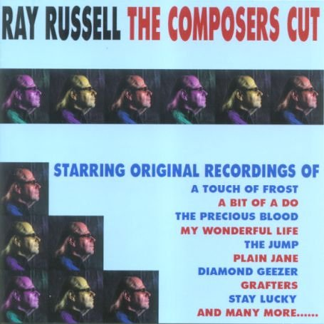 Composers Cut - Ray Russell - Musik - STORE FOR MUSIC - 5055011702141 - April 26, 2019