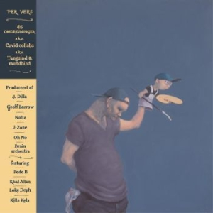 45 Omdrejninger - Per Vers - Musik -  - 7332181108149 - July 23, 2021