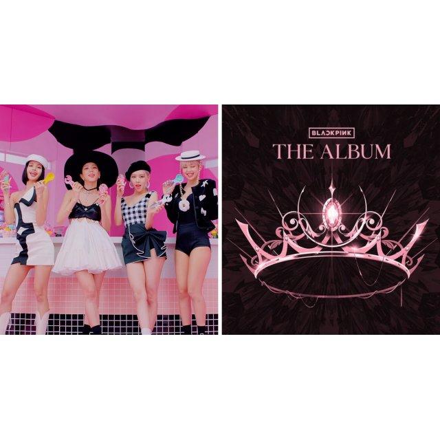 Album - Blackpink - Musik - UNIVERSAL - 4988031439166 - August 3, 2021