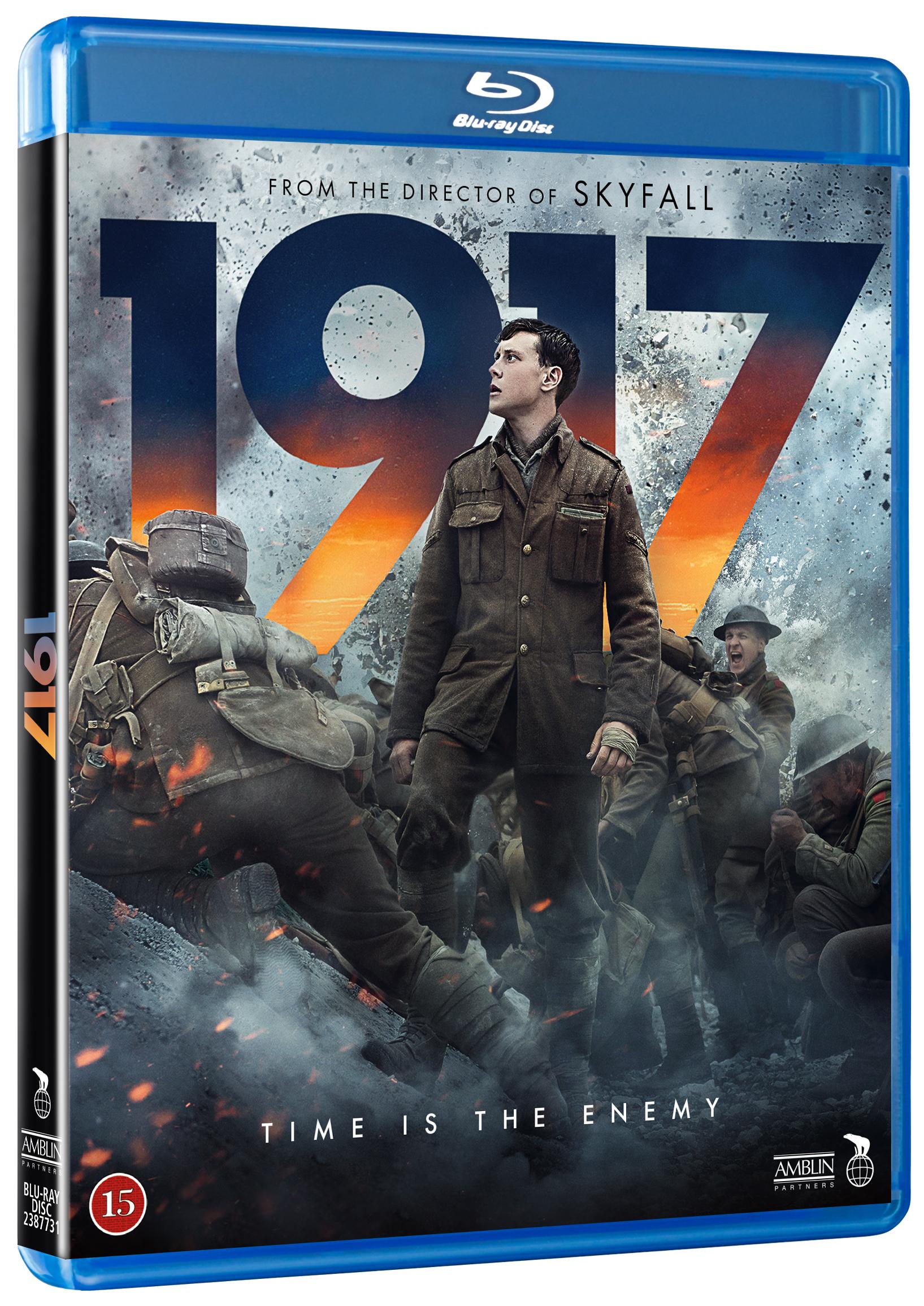 1917 -  - Film -  - 7332421065171 - 14. mai 2020