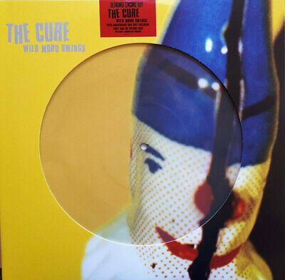 Wild Mood Swings - The Cure - Musik - UNIVERSAL - 0602435081175 - August 9, 2021
