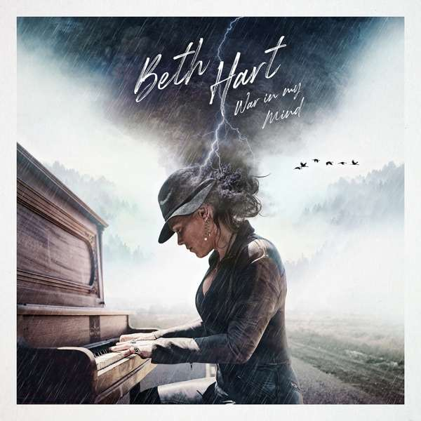 War in My Mind - Beth Hart - Musik - PROVOGUE - 0810020500189 - September 27, 2019