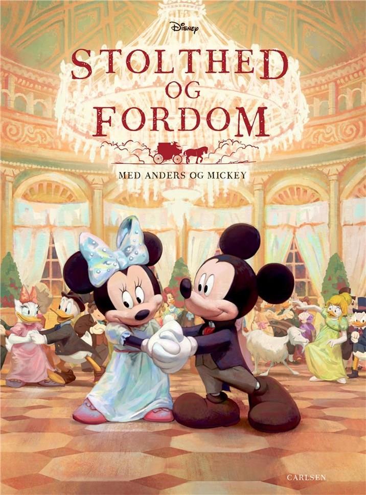 Stolthed og fordom - Disney - Bøger - CARLSEN - 9788727006192 - February 8, 2022