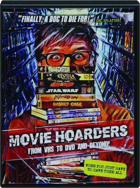 Movie Hoarders: VHS to DVD and Beyond - Movie Hoarders: VHS to DVD and Beyond - Film - FILMLANDIA - 0760137592198 - July 6, 2021