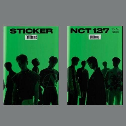 [STICKER] (STICKY VER.) - NCT 127 - Musik - SM ENTERTAINMENT - 8809755509200 - September 18, 2021
