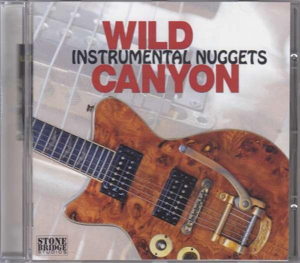 Instrumental Nuggets - Wild Canyon - Musik -  - 0000002675202 -