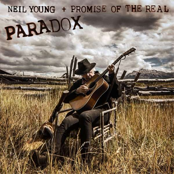 Paradox - Neil Young + Promise of the Real - Musik - REPRI - 0093624908203 - April 13, 2018