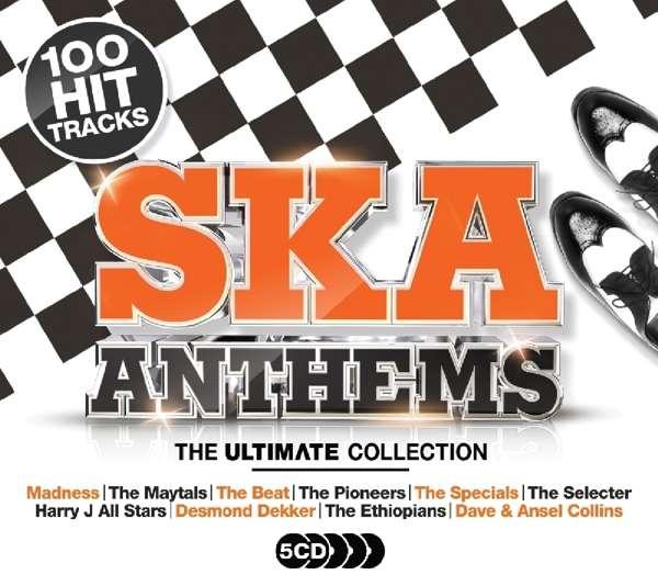Ultimate Ska Anthems - Ultimate Ska Anthems - Musik - BMG Rights Management LLC - 4050538371208 - March 2, 2020