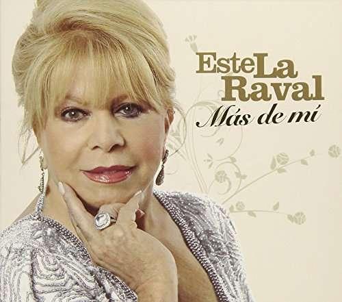 Mas De Mi - Estela Raval - Musik -  - 8898536147212 - September 16, 2016