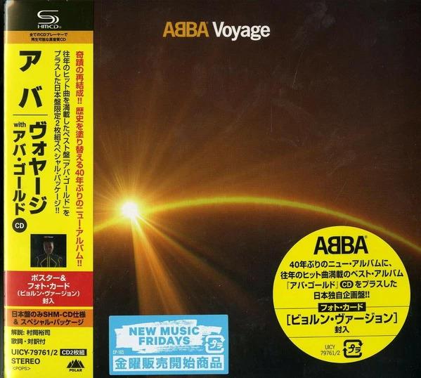Voyage + Abba Gold - Abba - Musik -  - 4988031460214 - November 12, 2021