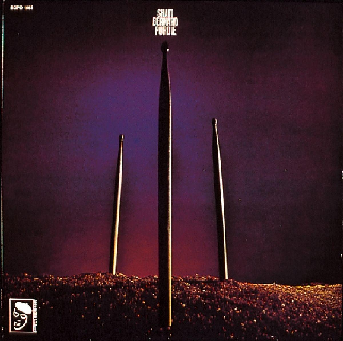 Shaft - Bernard Purdie - Musik - BGP - 0029667275217 - March 29, 1993