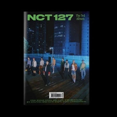 [STICKER] (SEOUL CITY VER.) - NCT 127 - Musik - SM ENTERTAINMENT - 8809755509217 - September 18, 2021