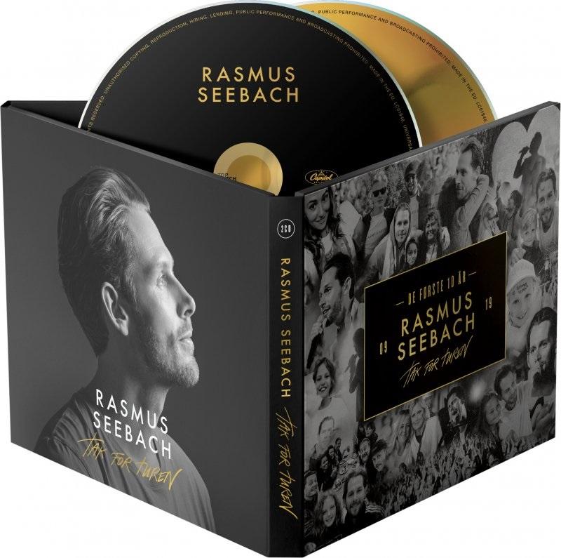 Tak For Turen - Rasmus Seebach - Musik -  - 5706876684218 - 8. november 2019