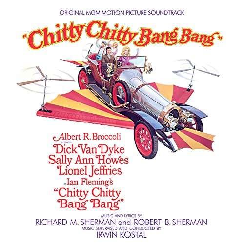 Chitty Chitty Bang Bang - O.s.t - Musik - VARESE SARABANDE - 0030206654219 - August 4, 2017