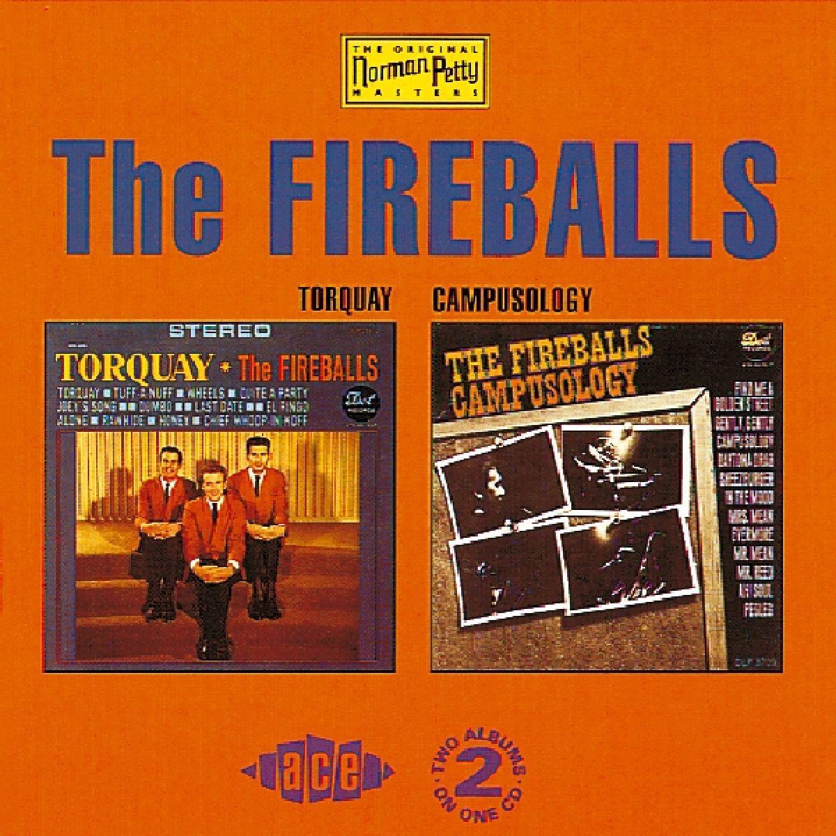 Torquay / Campusology - The Fireballs - Musik - ACE - 0029667145220 - October 19, 1995