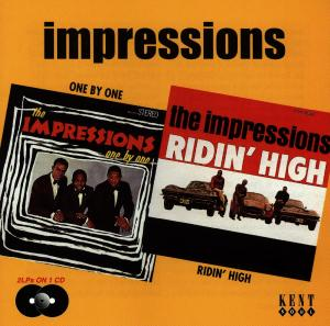 1 By 1/Ridin High - Impressions - Musik - KENT - 0029667215220 - May 26, 1998