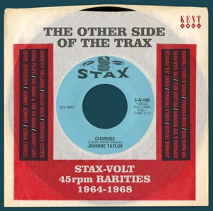 The Other Side Of The Trax: Stax-Volt 45Rpm Rarities 1964-1968 - Various Artists - Musik - KENT - 0029667244220 - February 12, 2016