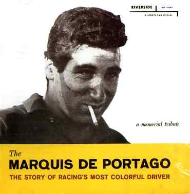 A Memorial Tribute - Marquis De Portago - Musik - RIVERSIDE - 0029667471220 - May 28, 2002