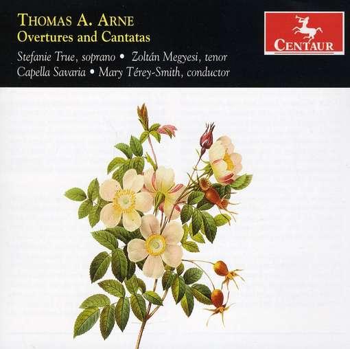 Overtures and Cantatas - Capella Savari - Musik - CENTAUR - 0044747307220 - March 21, 2012