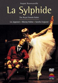 La Sylphide - H.S. Lovenskiold - Film - NVC ARTS - 5051011232220 - May 25, 2006