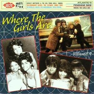 Where The Girls Are - Various Artists - Musik - ACE RECORDS - 0029667180221 - February 26, 2001