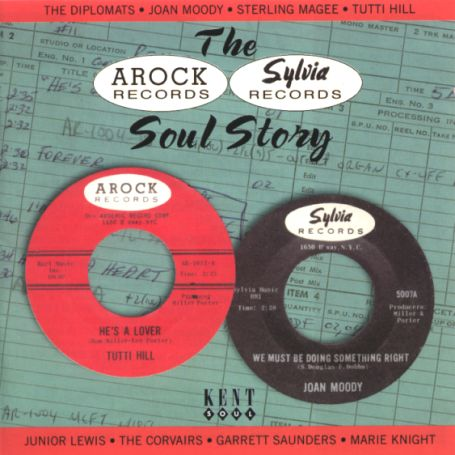 Arock / Sylvia Soul St - Various Artists - Musik - KENT - 0029667221221 - August 5, 2002