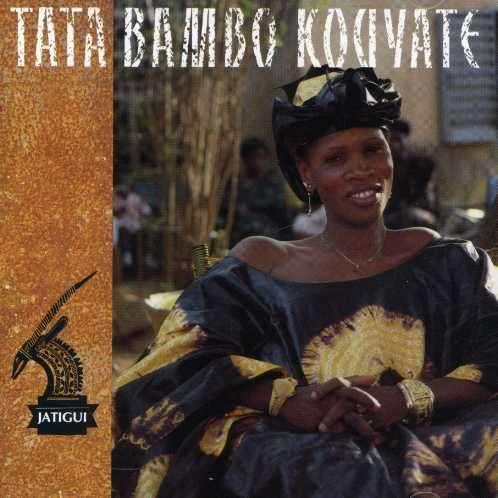 Jatigui - Tata Bambo Kouyate - Musik - GLOBESTYLE - 0029667304221 - March 17, 1989