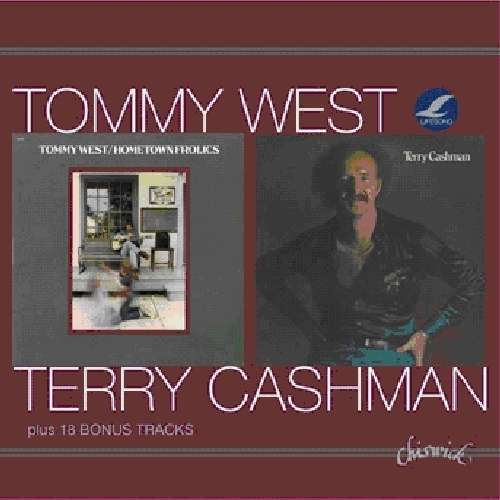 Hometown Frolics / Terry Cashman - West Tommy and Terry Cashman - Musik - Big Beat - 0029667429221 - July 26, 2010