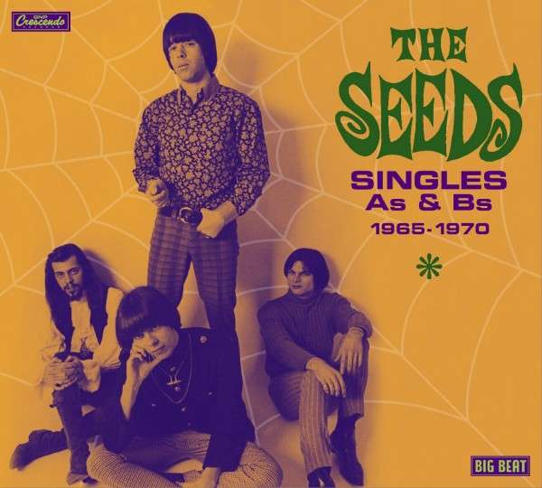 Singles AS & BS 1965-1970 - Seeds - Musik - BIG BEAT RECORDS - 0029667432221 - August 25, 2014