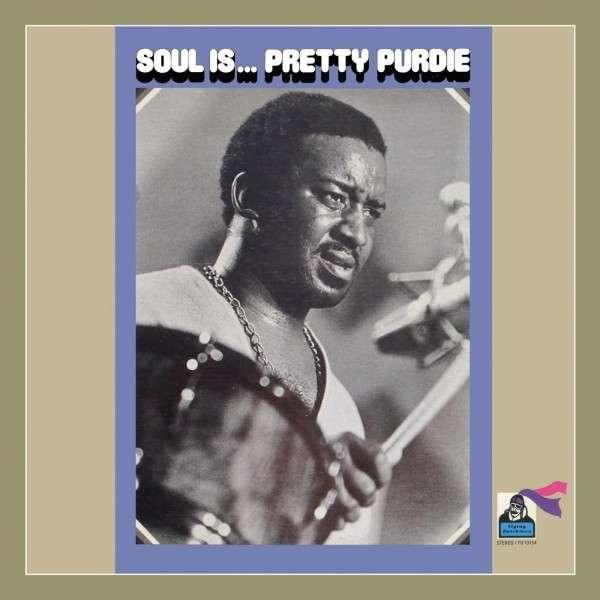 Soul Is... - Bernard -Pretty- Purdie - Musik - BGP - 0029667528221 - October 2, 2014