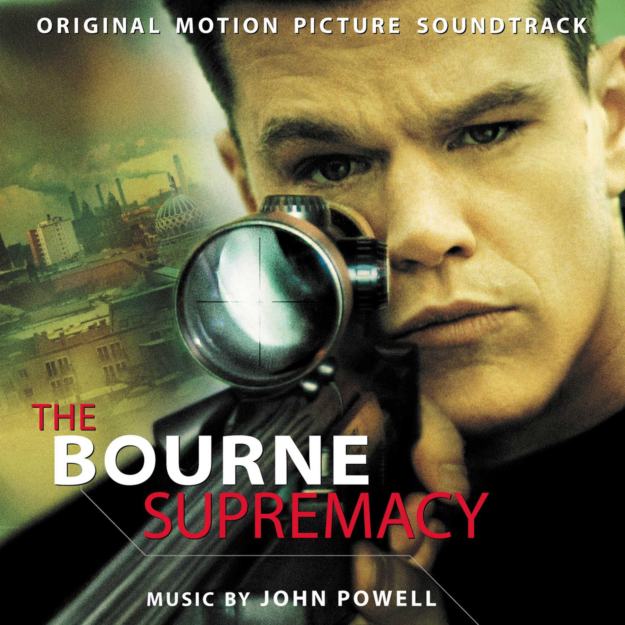 The Bourne Supremacy - Powell, John / OST - Musik - SOUNDTRACK - 0030206659221 - July 27, 2004