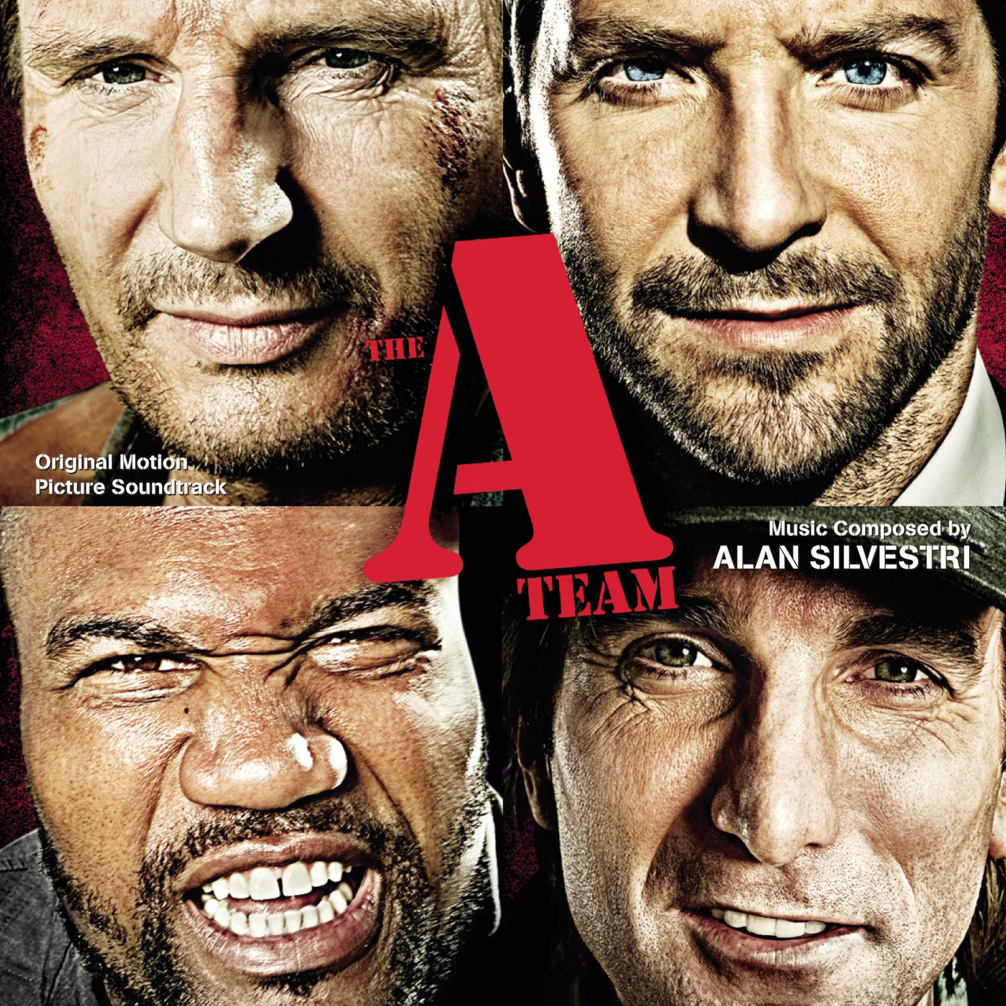 The A-team - O.s.t - Musik - SOUNDTRACK - 0030206703221 - November 16, 2019