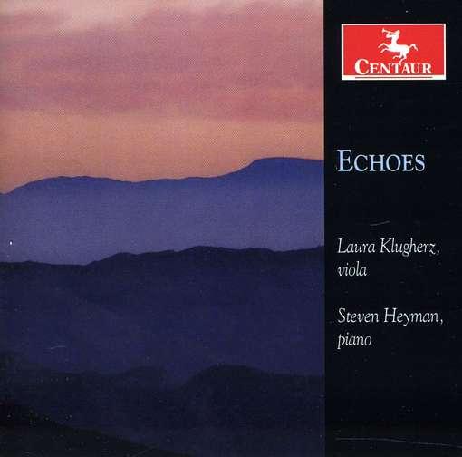 Echoes - Cordero / Morrill / Kugherz / Heyman - Musik - Centaur - 0044747313221 - March 13, 2012