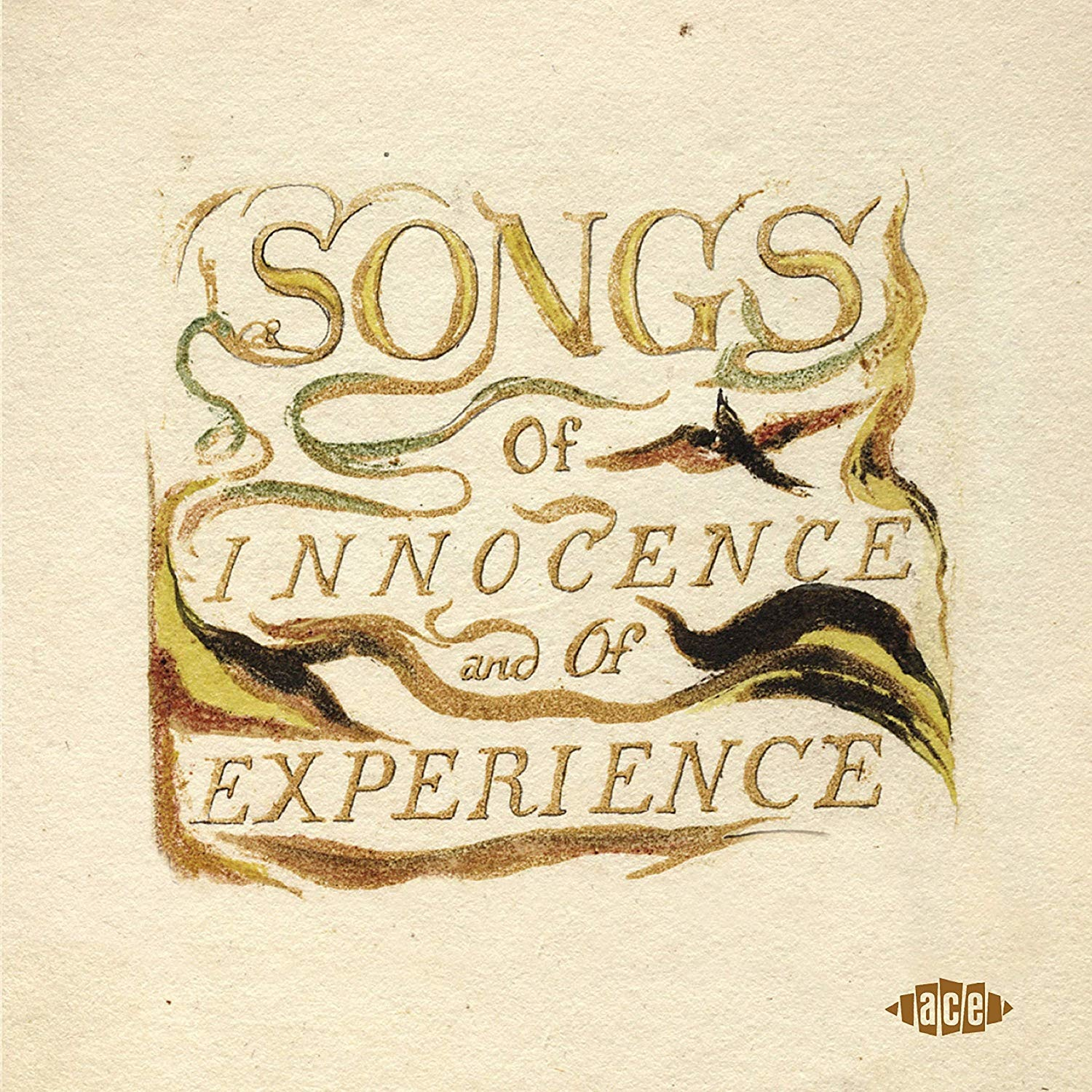 William Blake's Songs Of Innocence And Of Experience - Steven Taylor - Musik - ACE - 0029667097222 - December 20, 2019