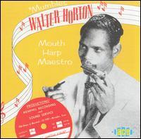 Mouth Harp Maestro - Walter Horton - Musik - ACE - 0029667125222 - June 30, 1988