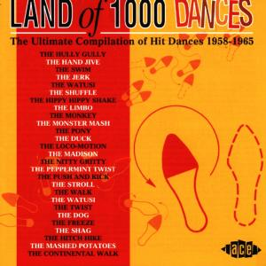 Land Of 1000 Dances - V/A - Musik - ACE - 0029667170222 - February 22, 1999