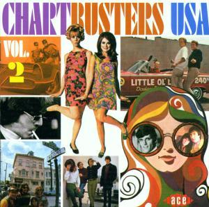 Chartbusters Usa Vol.2 - V/A - Musik - ACE - 0029667183222 - January 31, 2002