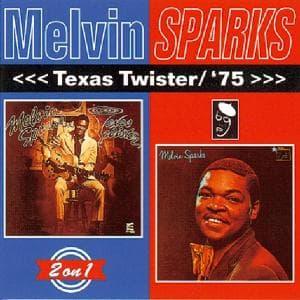 Texas Twister/'75 - Melvin Sparks - Musik - BGP - 0029667279222 - June 8, 2006