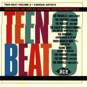Teen Beat Vol.3 - V/A - Musik - ACE - 0029667160223 - February 26, 1996
