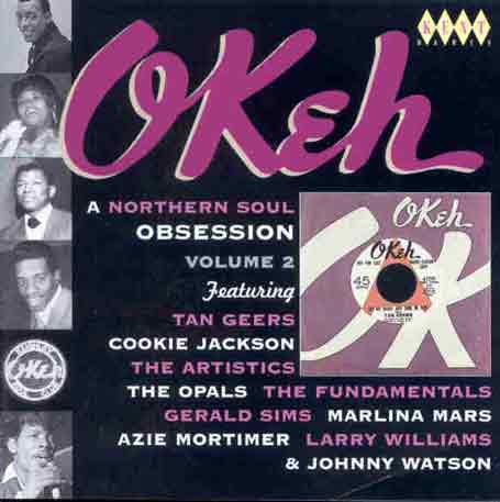 A Northern Soul Obsession - Okeh - Musik - KENT - 0029667214223 - February 27, 1997