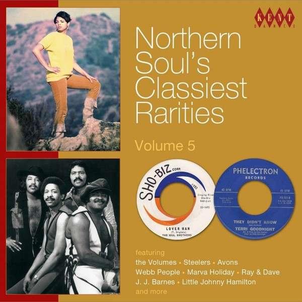 Northern Soul's Classiest Rarities Volume 5 - V/A - Musik - KENT DANCE - 0029667243223 - April 2, 2015